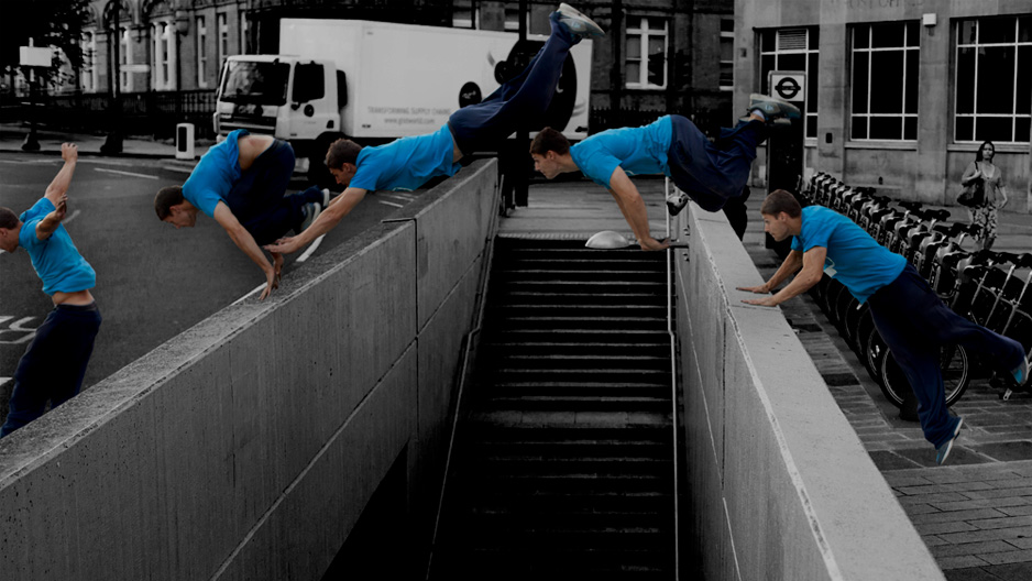 How to double kong vault how to parkour tutorial youtube.