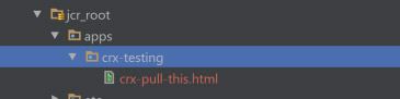 IntelliJ Pulled